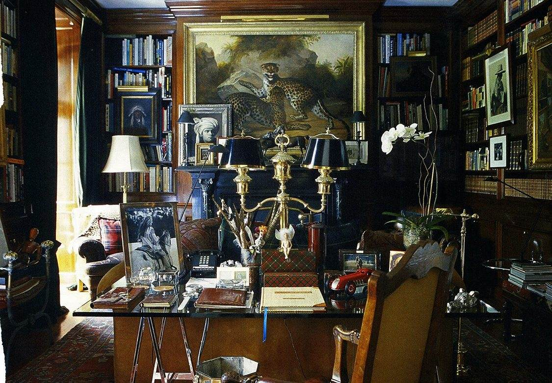 ralph lauren - home- interiors - new york - cool chic style fashion (6)