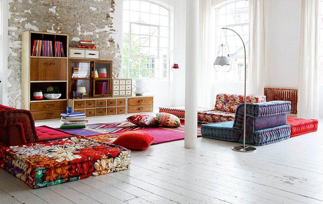 The Boho-Chic style: the modern interpretation of bohemian style ...