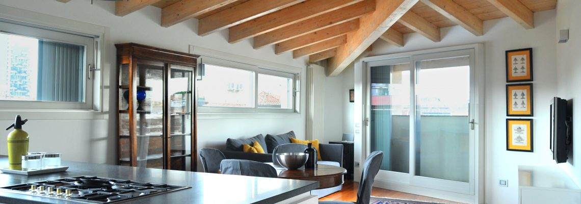 Five styles for five attics