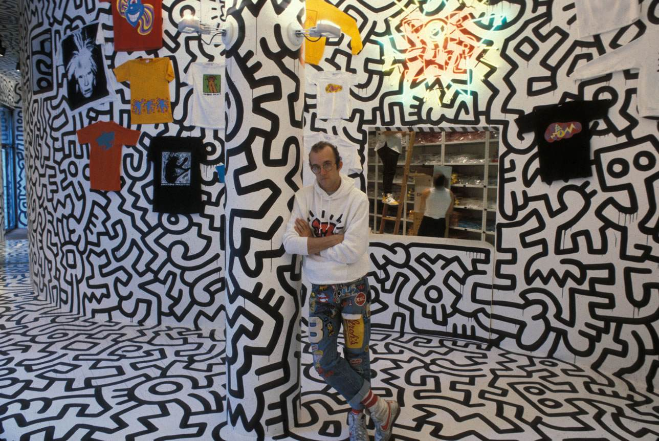 Keith Haring - www.haring.com