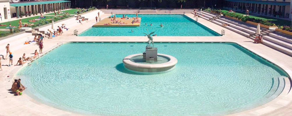 The sea in the city: the best outdoor swimming pools in Milan