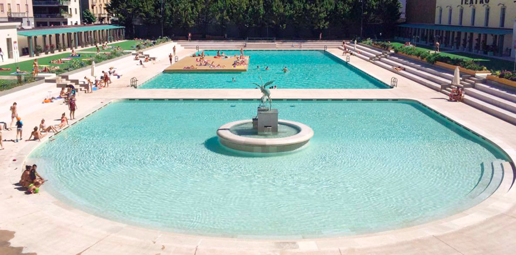 The best swimming pools in Milan | Brera Apartments - Milano ...