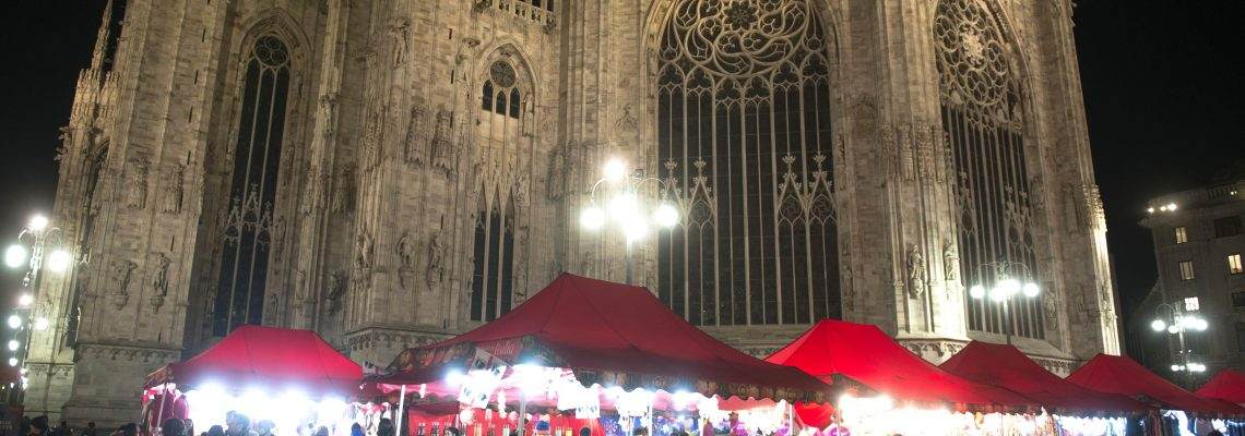 Christmas Markets in Milan