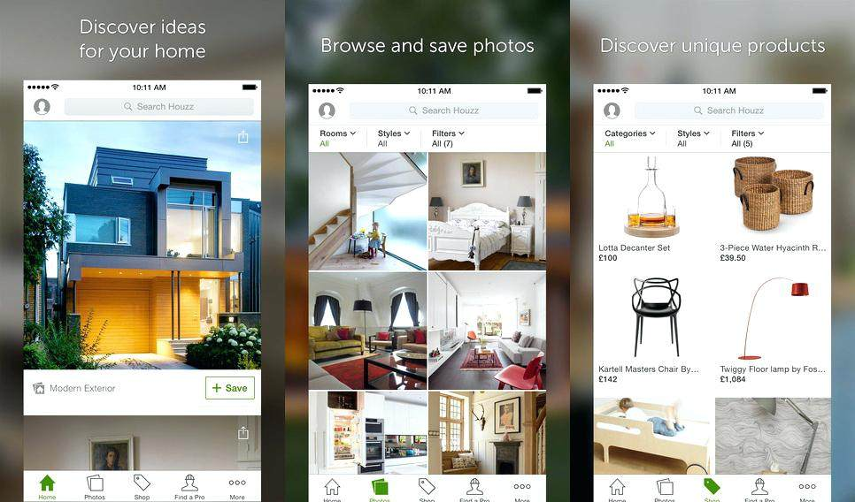 The best home decorating apps - Blog Brera Apartments